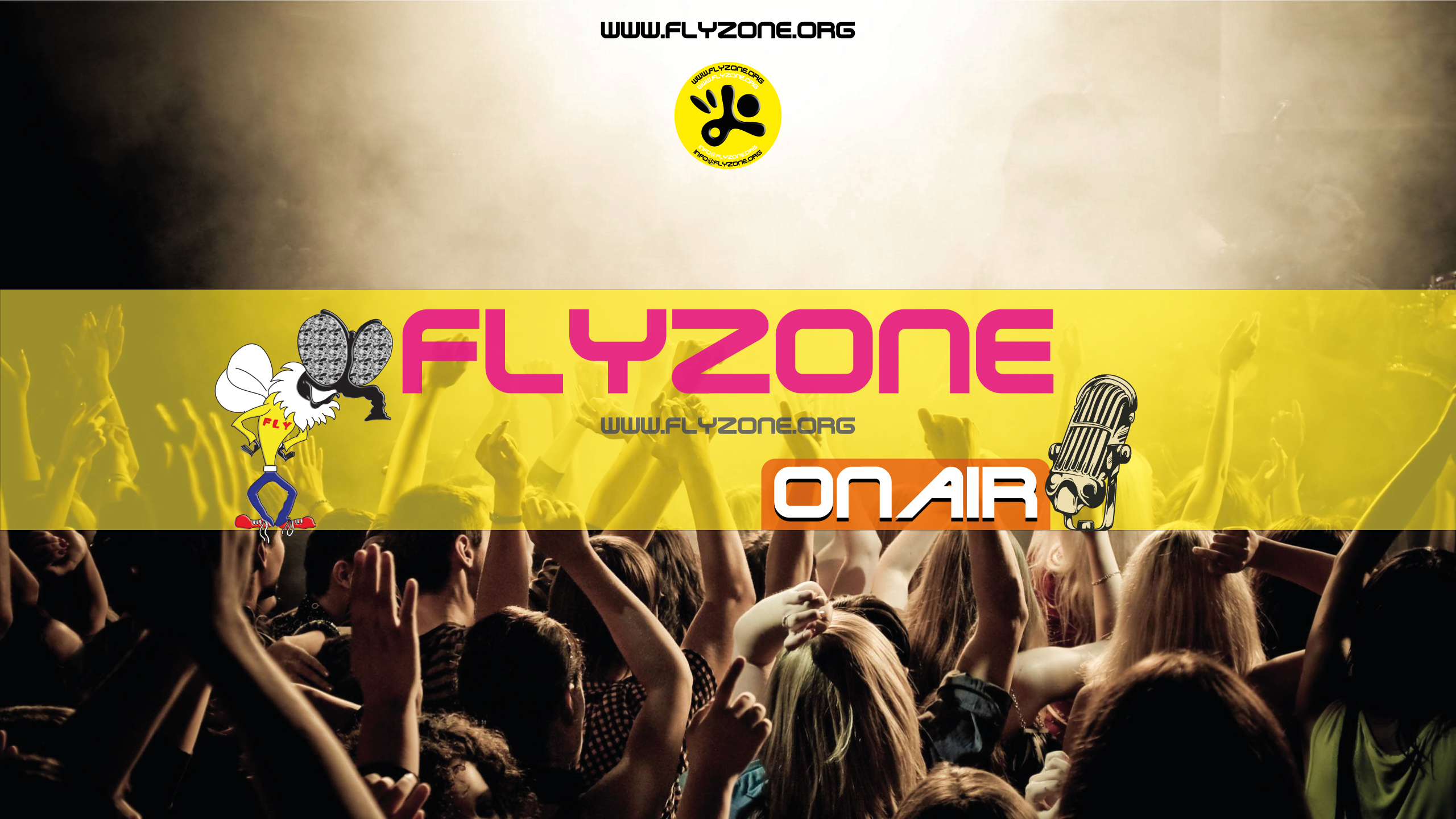 Fly zone on air